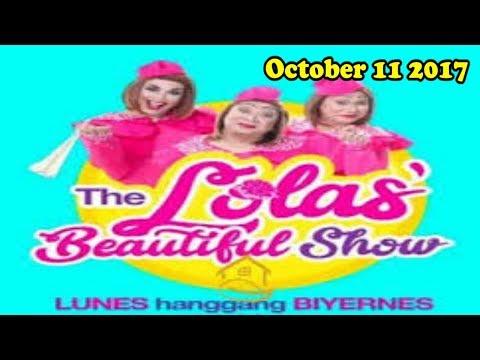 The Lolas' Beautiful Show - October 11, 2017 w/ Nova Villa