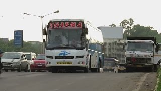 34 in 1 mega volvo buses compilation b7r b9r b11r all in one maharashtra goa