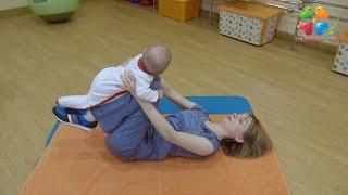 Упражнения после родов.  Для мамы с малышом(, 2015-12-25T09:44:19.000Z)