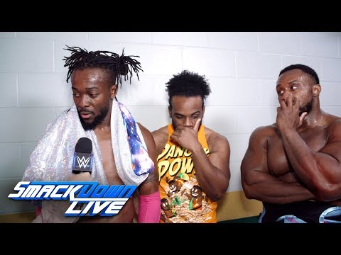 Kofi Kingston's time is now: SmackDown Exclusive, March 12, 2019