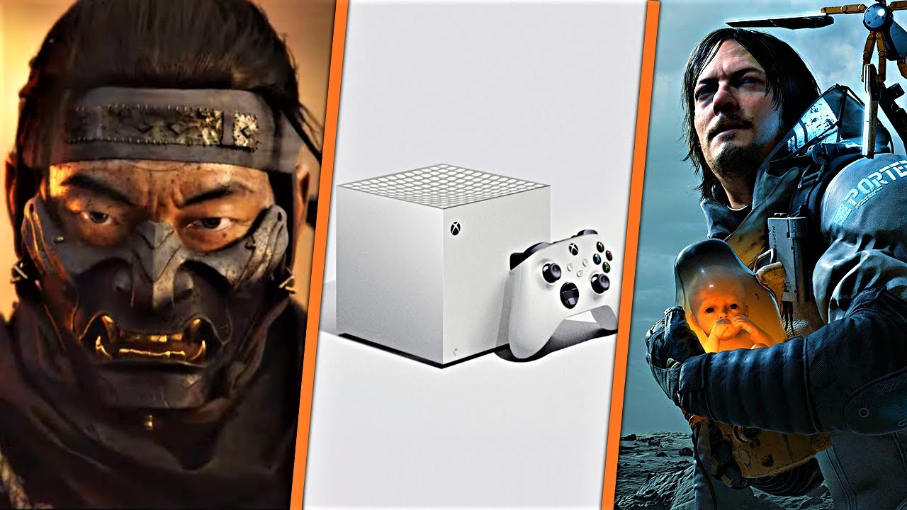 Xbox Lockhart en approche, Ghost of Tsushima, HyperScape et Death Stranding 2 ?