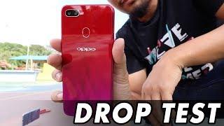 Download Video OPPO F9 ANTI PECAH! (OPPO F9 DROP TEST) MP3 3GP MP4