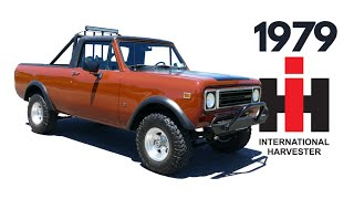 1979 INTERNATIONAL