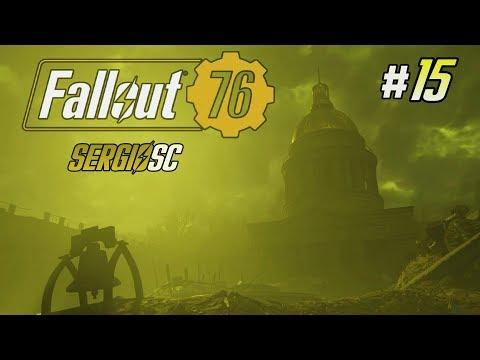Fallout 76 Gameplay #15 Directo Español - Nivel 36 Servoarmadura Minero 350kg de inventario thumbnail