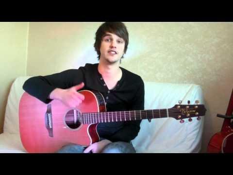 Jesus My Redeemer - Chris Tomlin (Guitar Lesson)