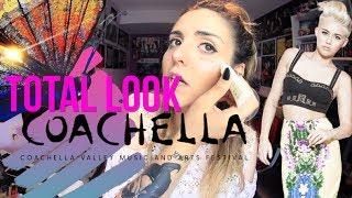 LOOK COACHELLA Y/O VERBENA DE TU PUEBLO #ad | Andrea Compton