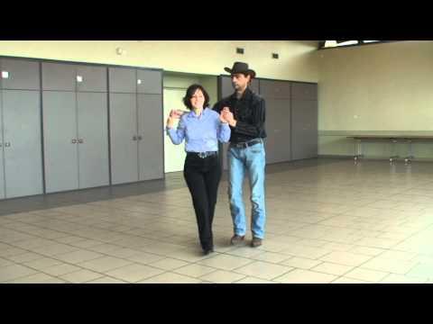CHEYENNE AROUND ( Partner Circle Dance )