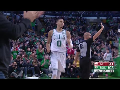 4th Quarter, One Box Video: Boston Celtics vs. Atlanta Hawks