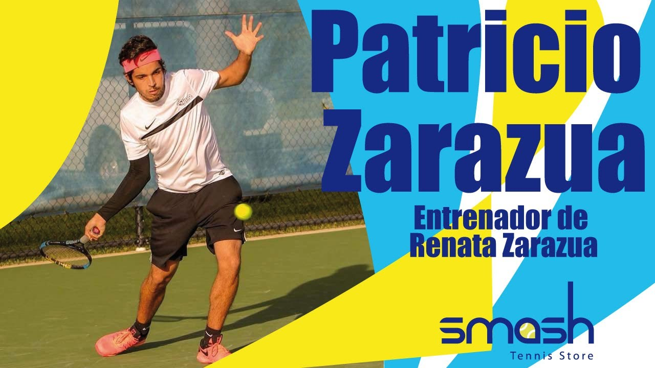 Patricio Zarazua | Entrenador de Renata Zarazua | Smash Tennis