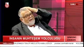 Canlı yaşamı nasıl oluştu? / Gürkan Hacır ile Şimdiki Zaman / 1. Bölüm-19.01.2019