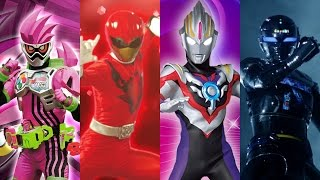 [Vietsub Kara] MAD World Of Tokusatsu 5: Mashup V-Pop 2015 (30 songs)