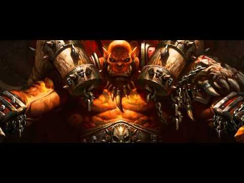Garrosh Hellscream [Patch 5.4] - World of Warcraft voice