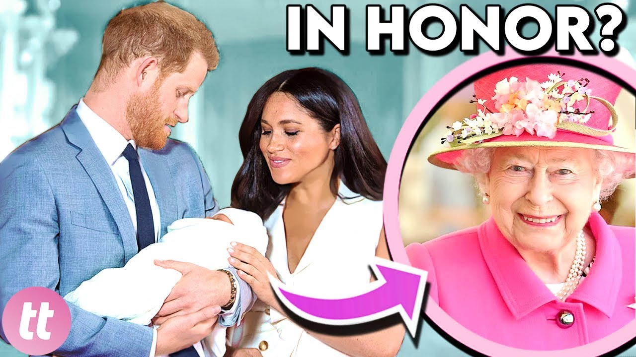 The Meaning Behind The Royal Baby Name Lilibet Diana