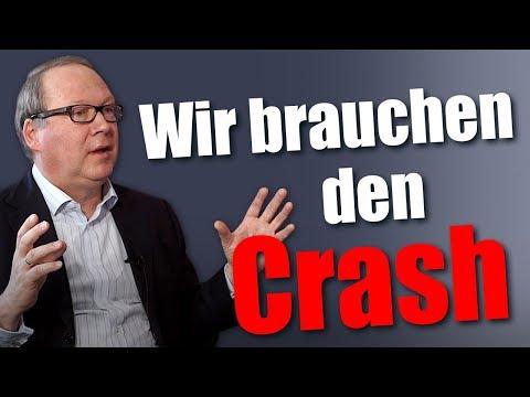Max Otte: Darum repariert NUR ein großer KNALL die fehlgeleitete EU // Mission Money