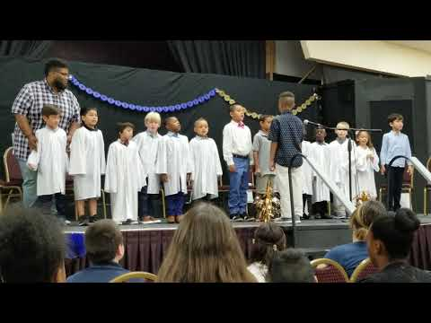 Oakstone Academy PBC Graduation 2019 - Under the Sea