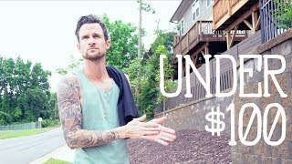 SUMMER LOOK for under $100 // MENS FASHION