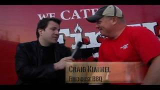 Firehouse Bbq And Craig Kimmel  Of Orlando Florida And Deland