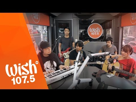 "Mojofly performs ""Tumatakbo"" LIVE on Wish 107.5 Bus"