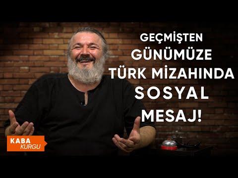 Geçmişten günümüze Türk mizahında sosyal mesaj!  - Müfit Can Saçıntı ile Kaba Kurgu 7. Bölüm