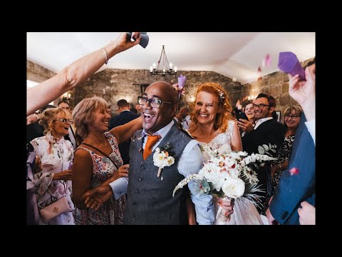Tracy + Rod | Danby Castle Wedding | North Yorkshire