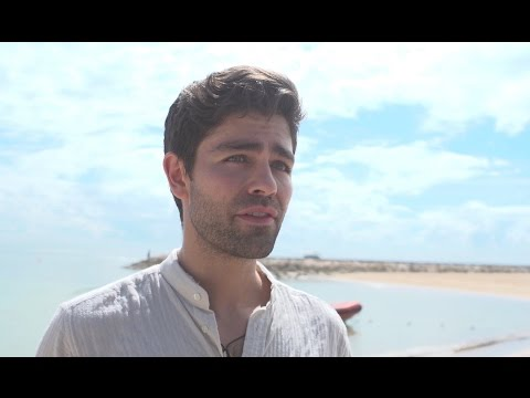 Interview with actor Adrian Grenier at World Ocean Summit 2017