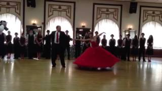Issa's Father Daughter Dance Video