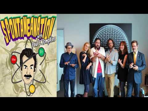 Comedy  Ep.17 Science Fair w Paget Brewster, Maria Blasucci, Craig Cackowski, Amanda Lund