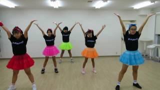 キッズダンスチーム「ミーナカラーズ」より動画が届きました!色とりど...