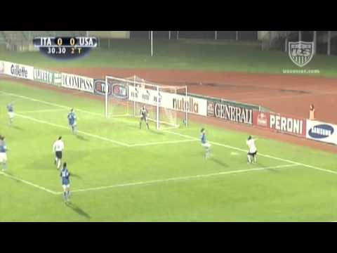 WNT vs. Italy: Highlights - Nov. 20, 2010