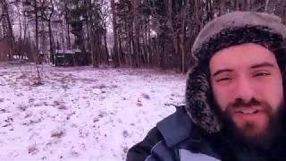 Неужели где то есть лед Истринское ВДХР в январе