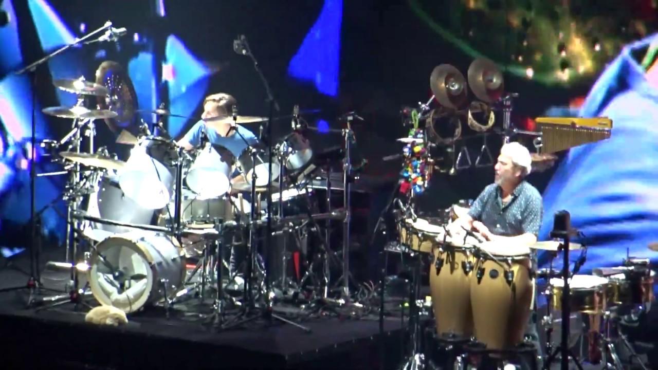 Phil Collins - Drum Duet (by Nicolas Collins and Luis ...