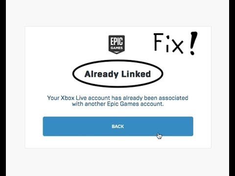 How to fix Xbox Account/Playstation Account is already ...