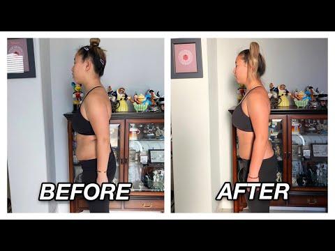 KETO DIET RESULTS WEEK 1!! Weight Loss Update + Progress Pics 🍑