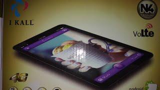 I Kall N4 Calling Tablet Full unboxing with details Amezon Order By Shujon