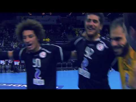 Egypt 33:28 Angola (Group D) | IHFtv - Germany Denmark 2019