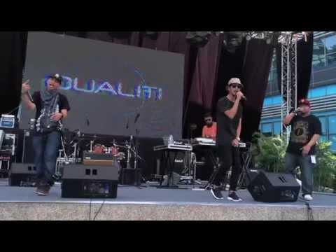 Dualiti - Hitam Live at MAGIC Cyberjaya