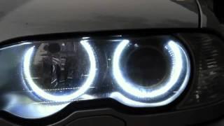 Orion V2 LED Angel Eyes BMW 330ci