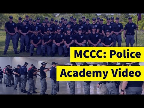 MCCC: Police Academy Video