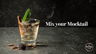 Mocktail Video Cinnamon Storm