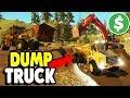 MINING $1,000,000 GOLD MINE & DUMP TRUCK | Gold Rush: The Game Gameplay