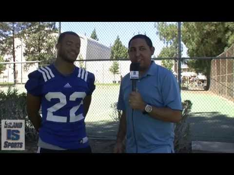 FOOTBALL: UCLA Bruins CB Nate Meadors Interview
