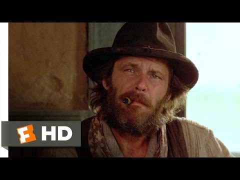 Goin' South (4/8) Movie CLIP - Like Eggs Rolled in Sand (1978) HD