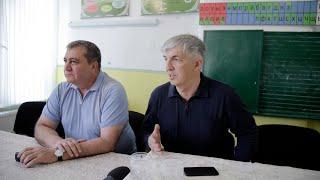 В дербентской гимназии №1 выбрали нового директора