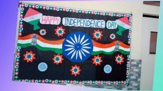 School Decoration For Republic Day