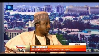 INEC Not Prepared For 2019 Elections - SDP Official  Pt.1 |Sunrise Daily|