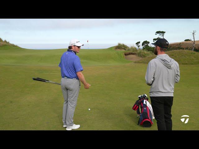 Harry Higgs' Wedge Play at Bandon Dunes Pt. 3 | TaylorMade Golf