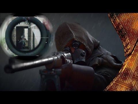 BF1 - Je martyrise les ennemis au Snipe - 1440p/60fps - Gameplay Beta
