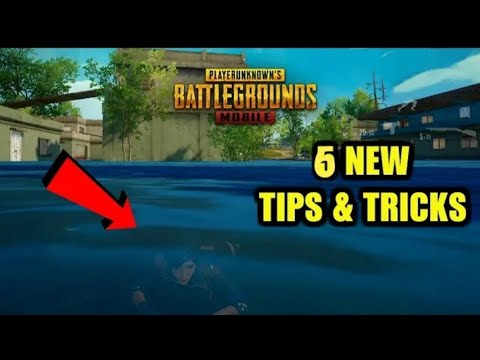 Pubg mobile 6 new tips and tricks in erangle map ! Hidden location & trick  never seen before!