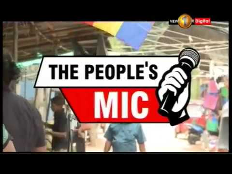 The People s Mic - 27-05-2018