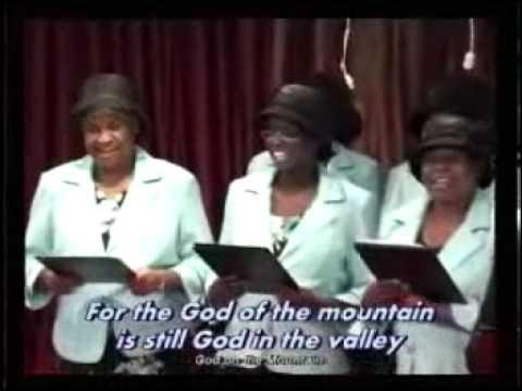 God on the Mountain (with lyrics)
